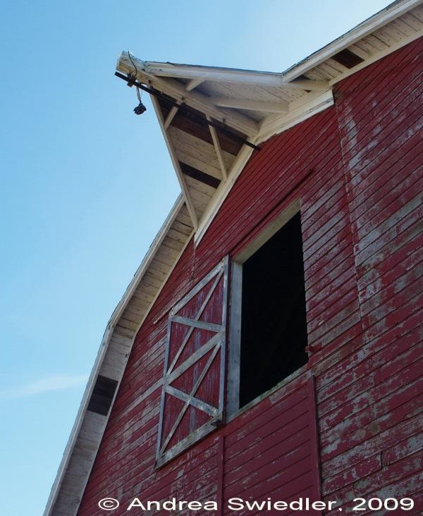 Barn on Ridge Road