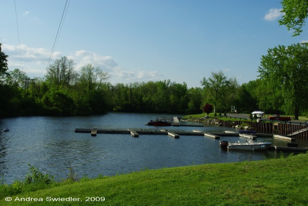 West Coast Marina at the Bleachery, New Milford CT