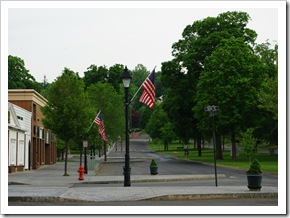 Town Green Memorial Flags