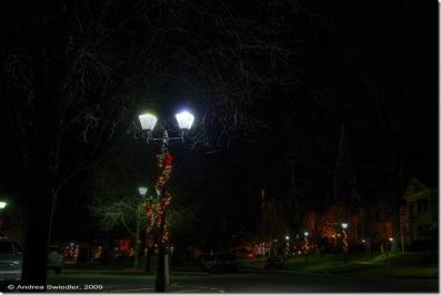 Lamp post HDR